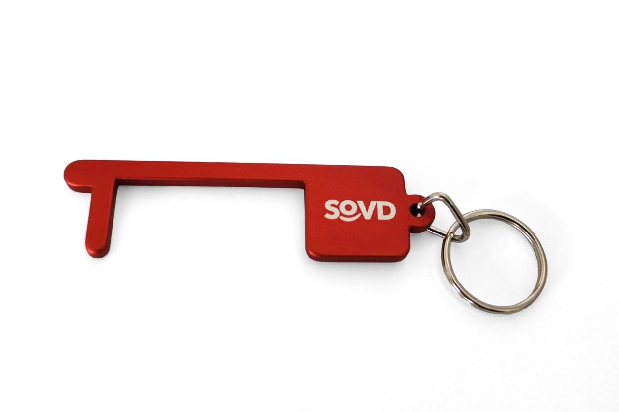 """Schlüsselanhänger """"My-Key-Distance"""""""
